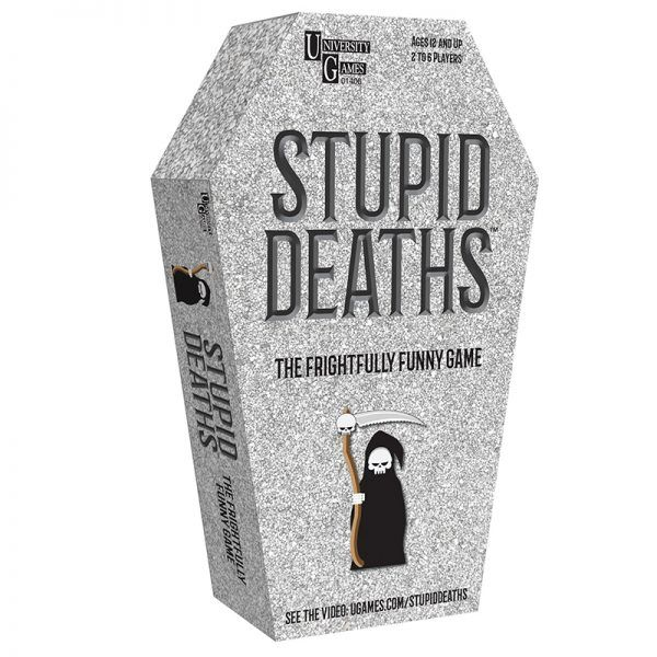 Stupid Deaths Tin