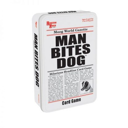 Man Bites Dog Tin
